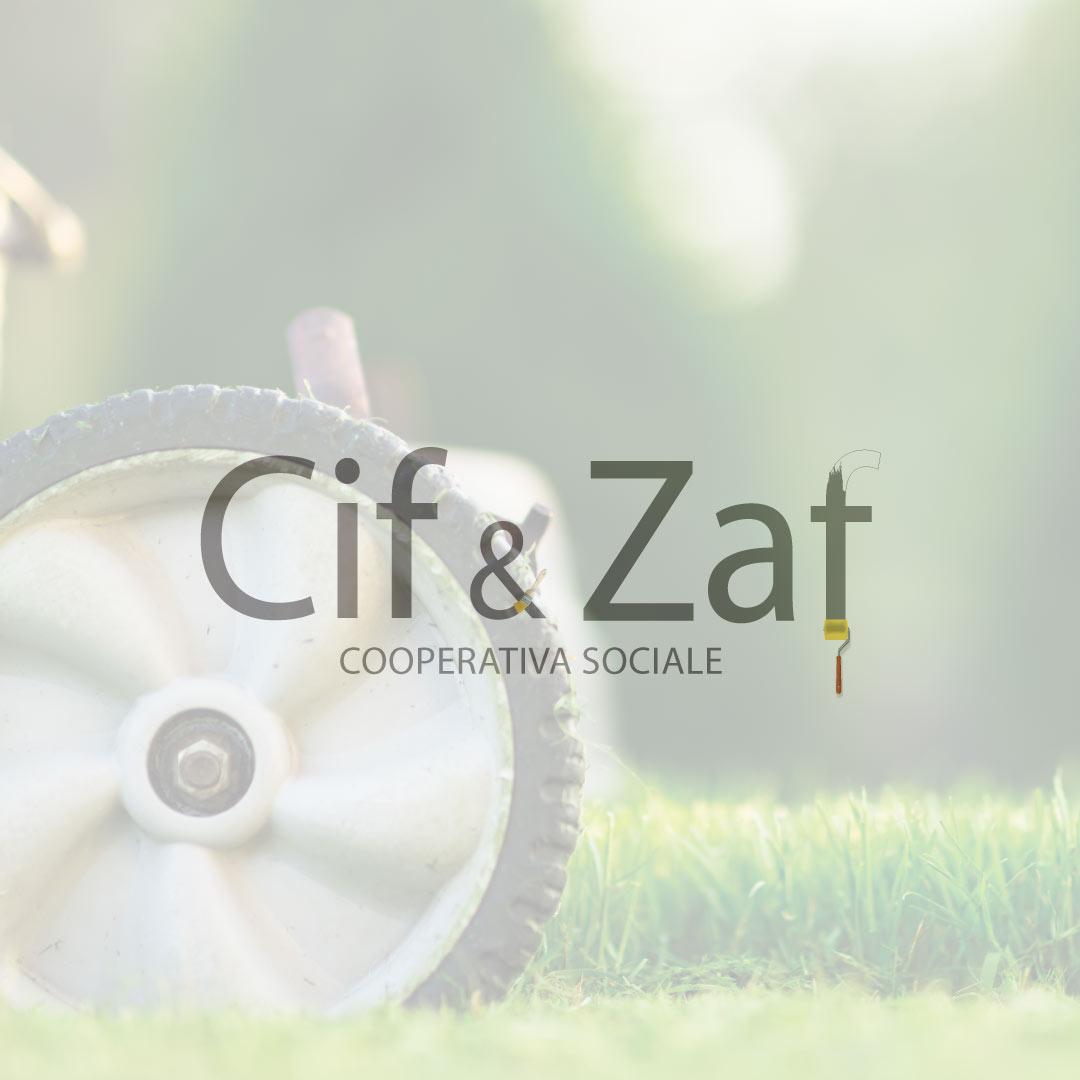 Biglietto da visita Cif & Zaf - AL Consultant