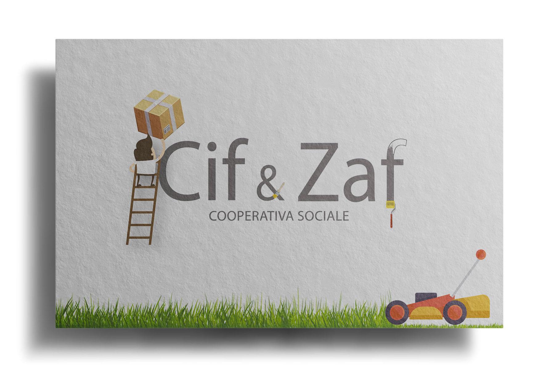 Biglietto da visita Cif & Zaf